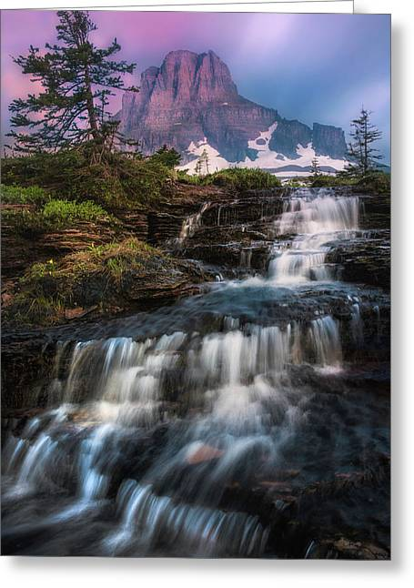 Eternal Beauty-www.thomasschoeller.photography Greeting Card by Thomas Schoeller