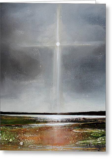 Eternal Hope  Greeting Card by Toni Grote