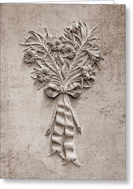 Eternal Lilies Greeting Card
