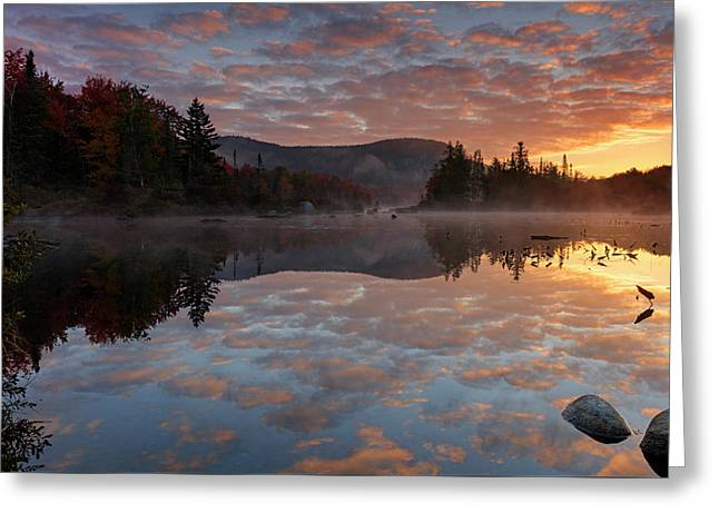 Greeting Card featuring the photograph Ethereal Reverie by Mike Lang