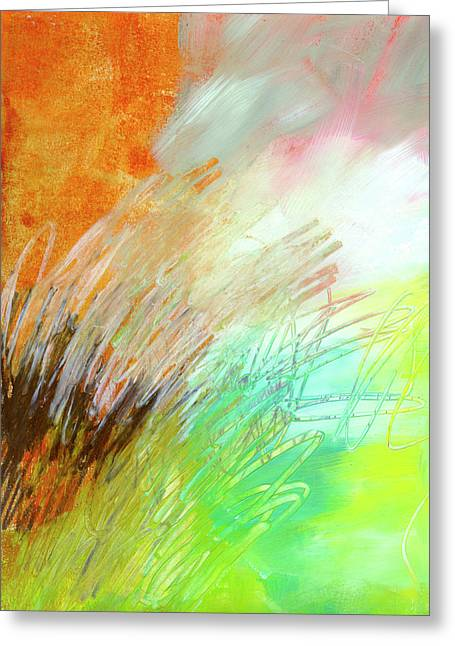 Event#3 Greeting Card by Jane Davies