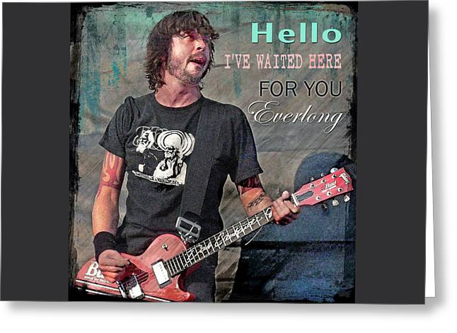 Everlong Greeting Card