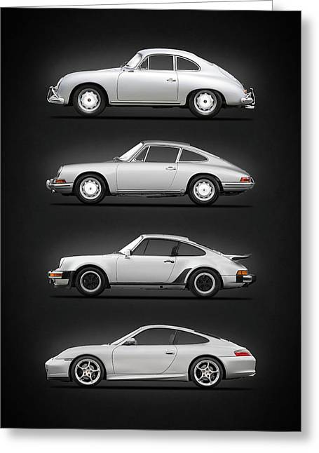 Evolution Of The 911 Greeting Card