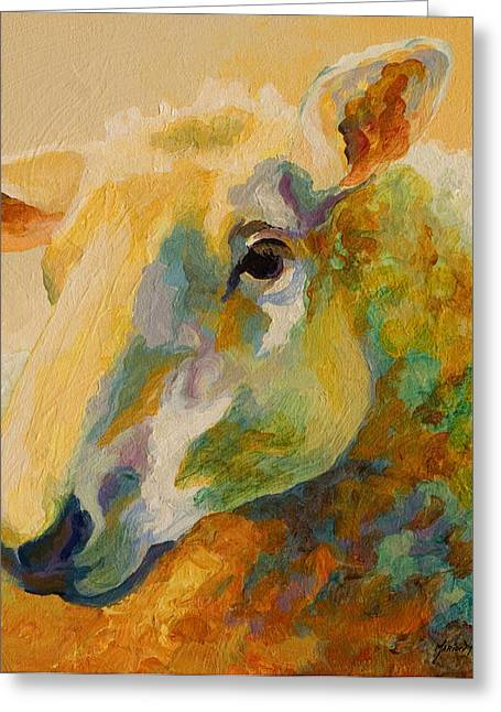 Ewe Portrait IIi Greeting Card