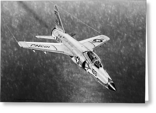 F11f Tiger  Greeting Card