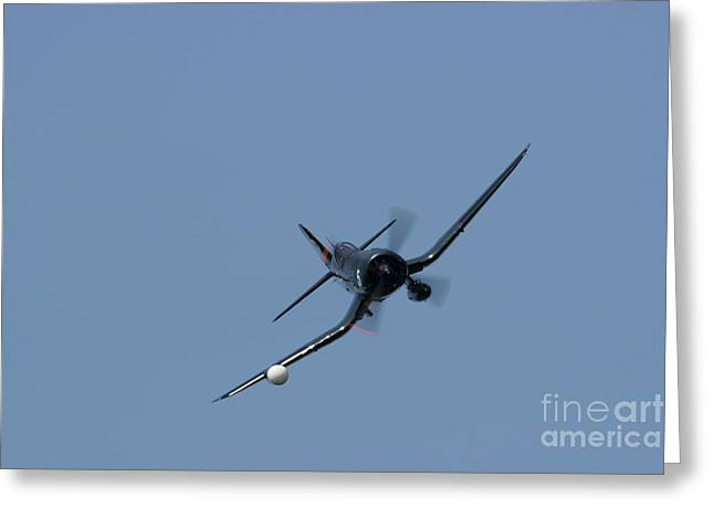 F4u Corsair Greeting Card