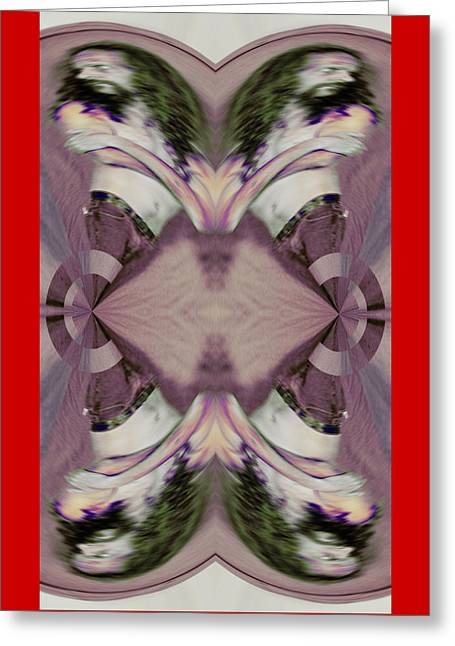 Fading Four Directions Memorized - Something For Sarah Centerville 2015 Greeting Card by James Warren