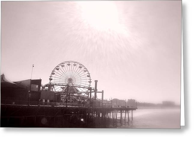 Fading Memories Greeting Card by Nature Macabre Photography