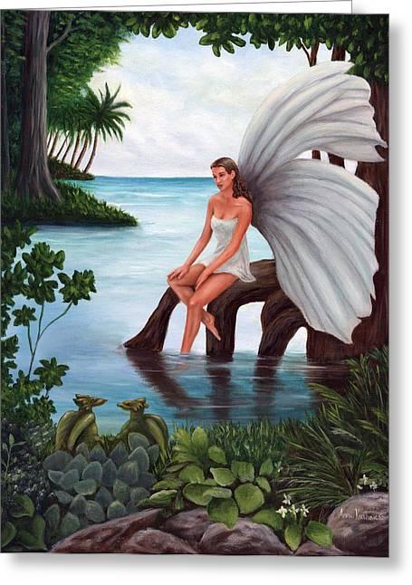 Fairies Glade Greeting Card