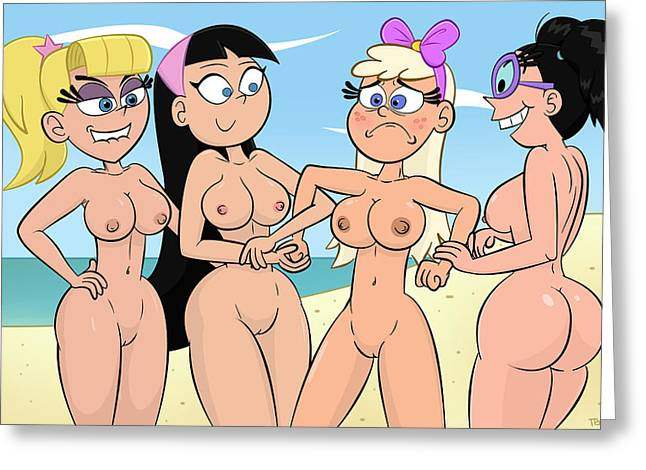 Fairly odd parents naked nude sex porn