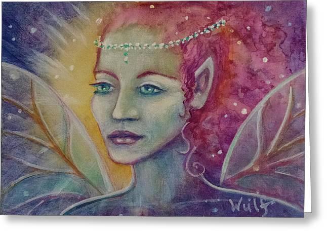 Fairy Fantasy Greeting Card