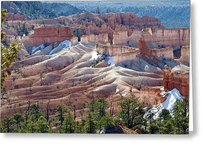 Fairy Land Hoodoos Greeting Card