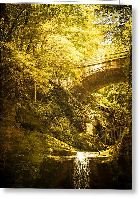 Fairyland In Matthiessen Greeting Card