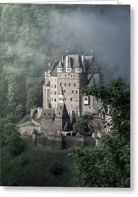 Fairytale Castle In Germany Greeting Card