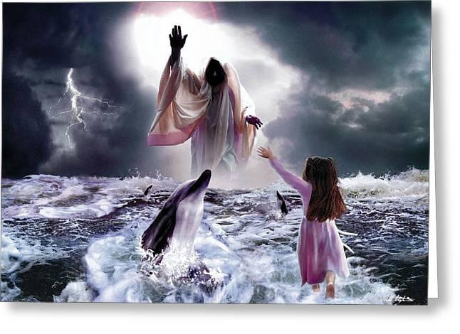 Faith Greeting Card