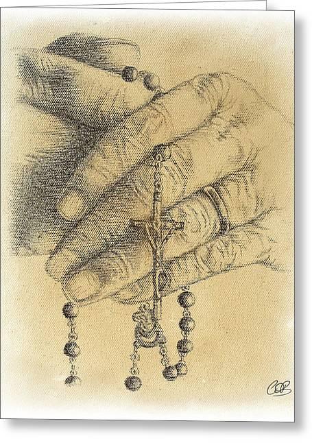 Faith Never Grows Old Greeting Card