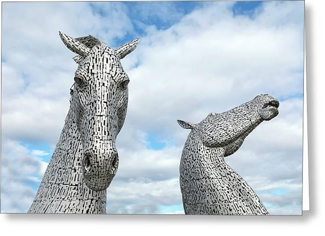Falkirk - Scotland Greeting Card