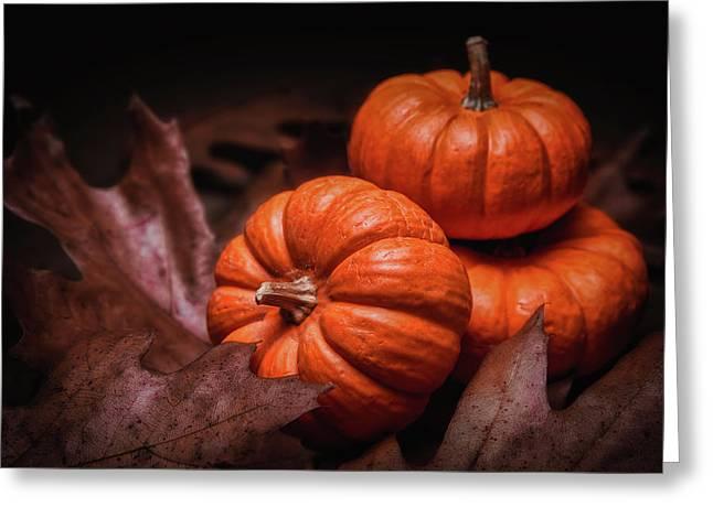 Fall Fruits Greeting Card