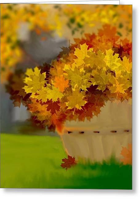 Fall Greeting Card
