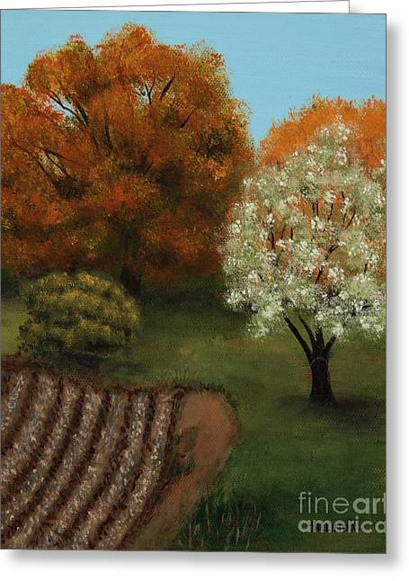 Fall Rendezvous Greeting Card