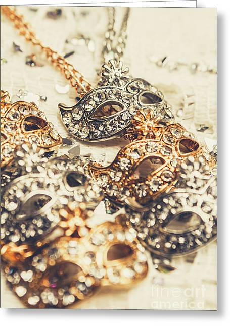 Fancy Dress Timepieces Greeting Card by Jorgo Photography - Wall Art Gallery