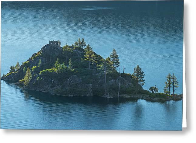 Fannette Island Greeting Card