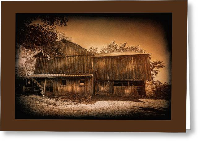 Farm Memories Greeting Card by Marvin Spates