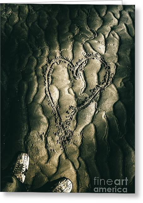 Fate And Love Greeting Card by Jorgo Photography - Wall Art Gallery