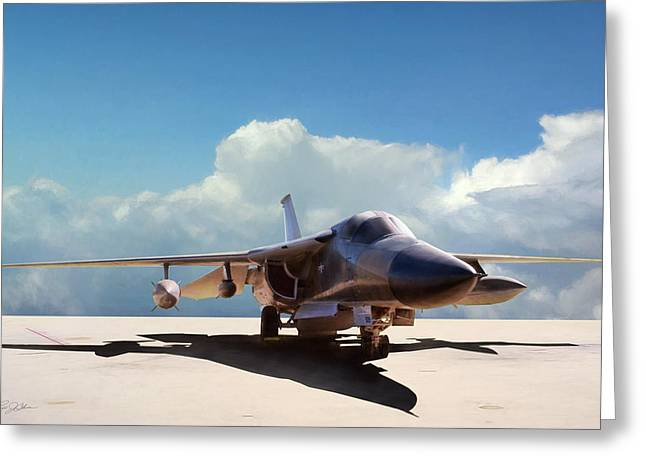 Fb-111a Greeting Card