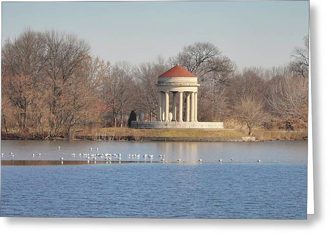 Fdr Park - South Philadelphia Greeting Card by Bill Cannon