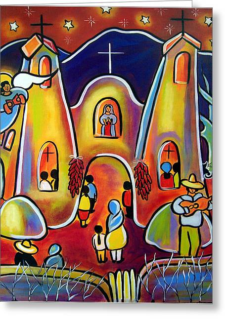 Feast Day Celebration Greeting Card