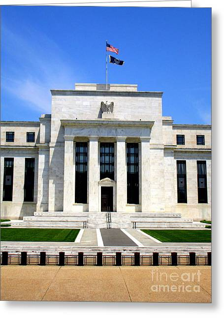 Federal Reserve Greeting Card