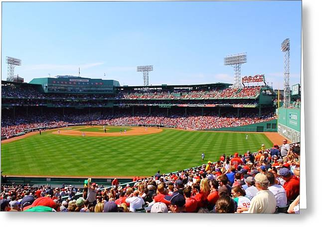 Fenway Greeting Card