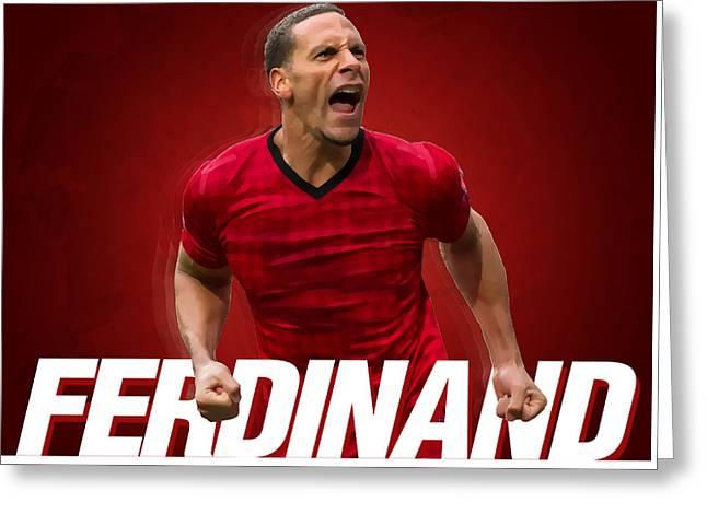 Ferdinand Greeting Card