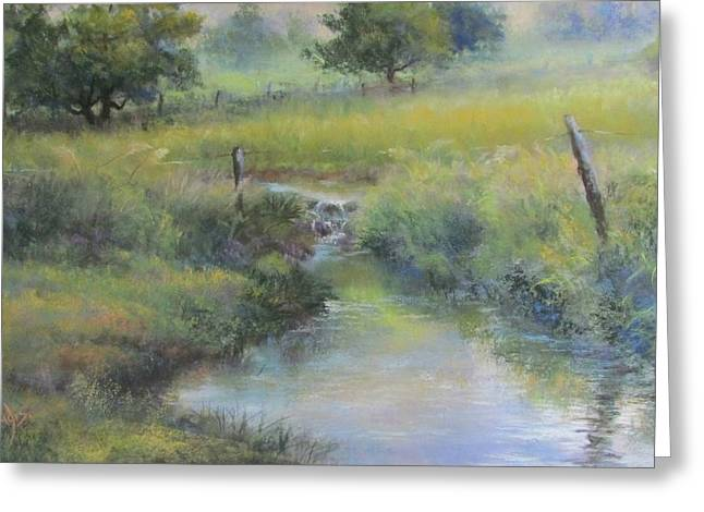 Field And Stream Greeting Card