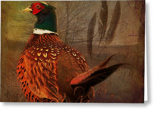 Field Finery 2015 Greeting Card