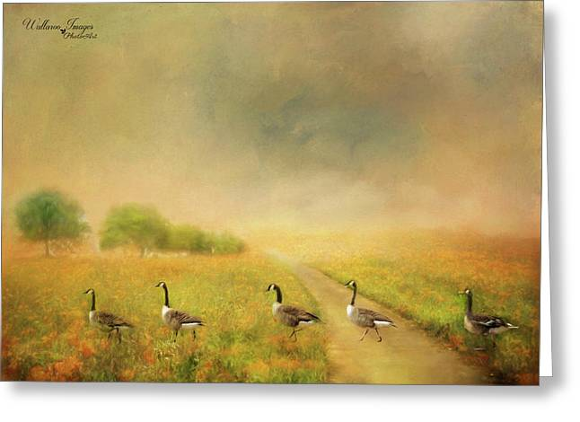 Field Trip Greeting Card by Wallaroo Images