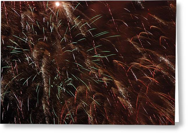 Finale Greeting Card by Clay Peters Photography