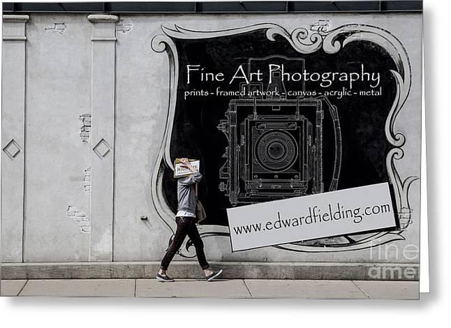 Fine Art Photography By Edward Fielding Greeting Card