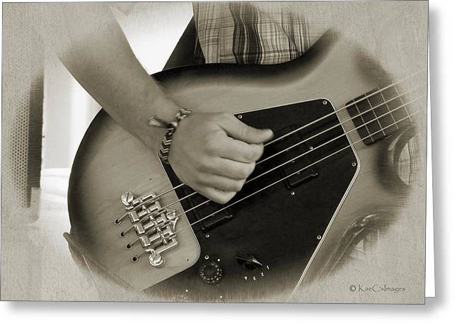Finger Pickin' Good 9 Greeting Card