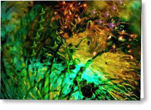 Fireworks 14 Greeting Card
