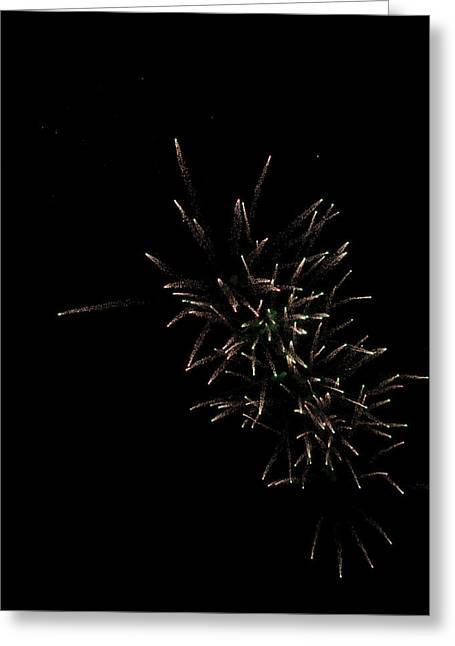Fireworks 2016 IIi Greeting Card