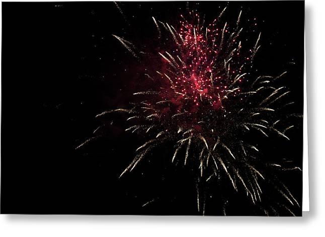 Fireworks 2016 Iv Greeting Card