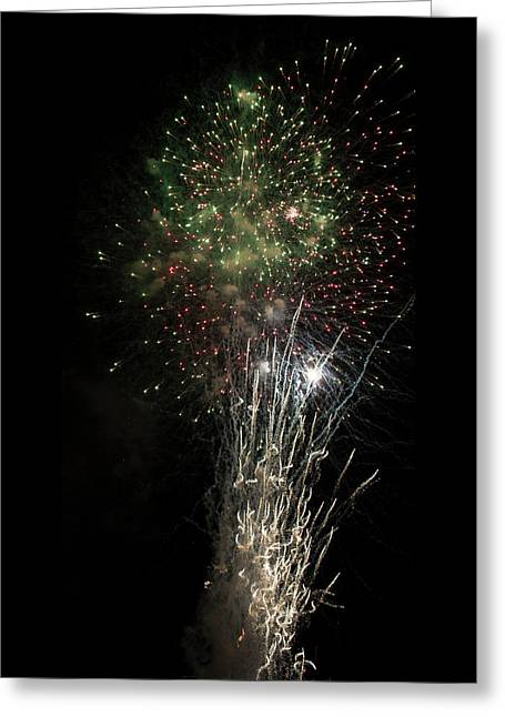 Fireworks 2016 V Greeting Card