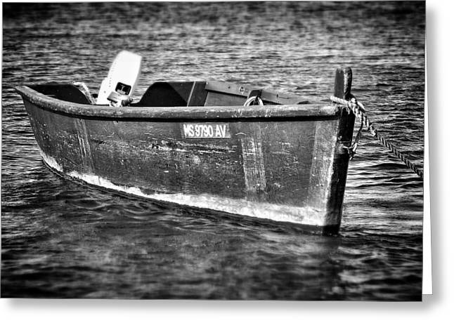 Fishing Boat Cape Cod Greeting Card