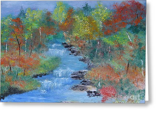 Fishing Creek Greeting Card