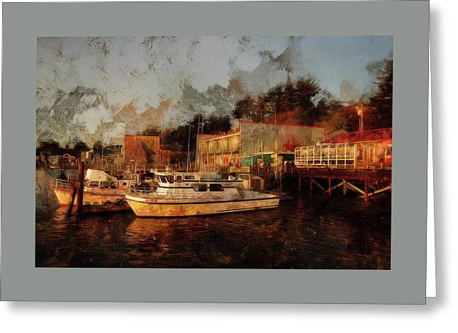 Fishing Trips Daily Greeting Card