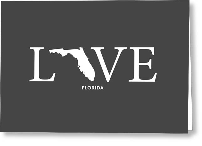 Fl Love Greeting Card