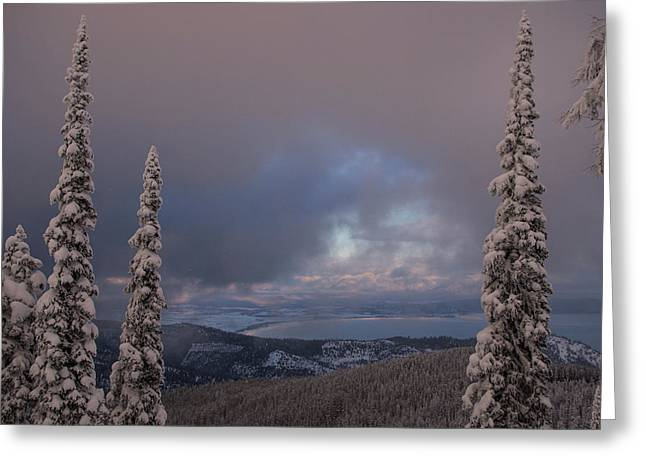 Flathead Winter 2016 Greeting Card