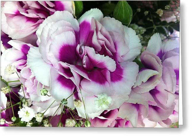 Flor Greeting Card